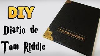 getlinkyoutube.com-DIY: COMO FAZER o DIÁRIO DE TOM RIDDLE (Harry Potter Tutorial)   Ideias Personalizadas - DIY