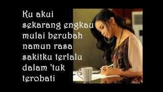 Rossa - Tak Sanggup Lagi (Full Lirik)