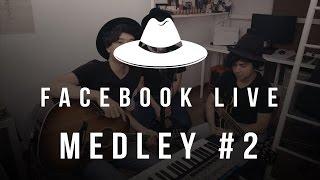 getlinkyoutube.com-Facebook Live Medley #2 | BILLbilly01