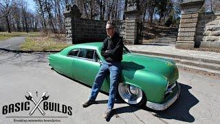 Andrew Mair's 1950 Ford Full Custom : Basic Builds