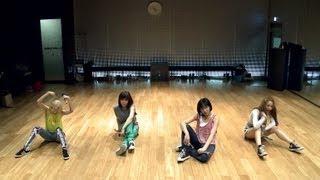 getlinkyoutube.com-2NE1 - 'FALLING IN LOVE' Dance Practice (안무연습)