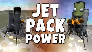 getlinkyoutube.com-KSP - Jetpack Powered Flight