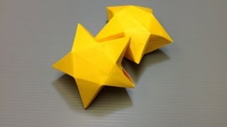 getlinkyoutube.com-Daily Origami: 927 - Star Box