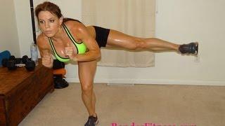 getlinkyoutube.com-Got Sweat? Full Body Fat Burning Body Weight Workout