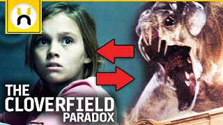 The Mystery Behind Molly Theory Explained | The Cloverfield Paradox