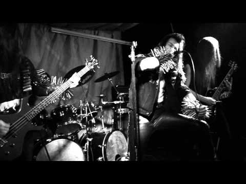 Bestiality - Raped by the Devil (live at Death Comes Thrashing)