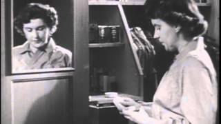 getlinkyoutube.com-Personal Hygiene for Women. Part 1 (US Navy, 1943)