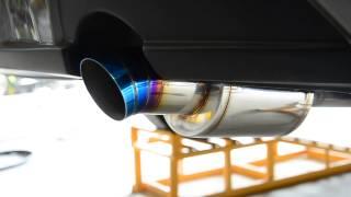 getlinkyoutube.com-ท่อสูตรTKA สูตรพรีเมี่ยม ติดตั้งใน Nissan Almera