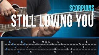 Still Loving You - Scorpions - Versão Simplificada - Como Tocar no TVCifras (Farofa)