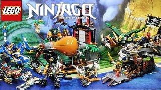 getlinkyoutube.com-레고 닌자고 스카이 해적 2016년 상반기 제품 전체 소개 리뷰 Lego ninjago sky pirates