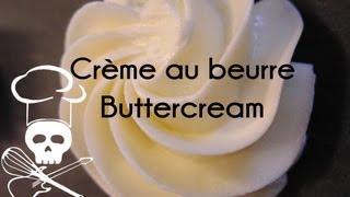 getlinkyoutube.com-Crème au beurre - Buttercream - recette facile - pâtisserie - dessert - Albarock