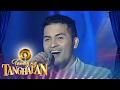 Tawag ng Tanghalan: Froilan Canlas | Dahil Sa Iyo Round 1 Semifinals