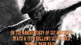 A Haunted Halloween by Paul Melniczek horror book from Dark Regions Press