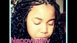 getlinkyoutube.com-Pick N' Drop Braids By Nappycathy