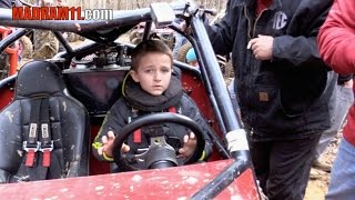 getlinkyoutube.com-CASH LeCroy 7 YEARS OLD AIN'T SCARED  and HITS BOUNTY HILL
