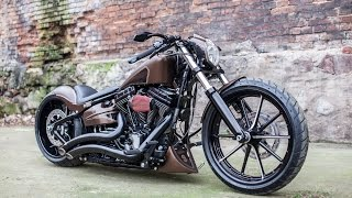 getlinkyoutube.com-H-D Breakout Softail Custom ( Nine Hills Motorcycles )
