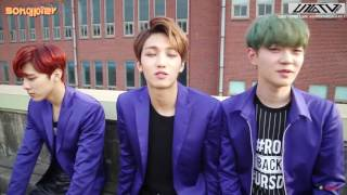 getlinkyoutube.com-[THAISUB] UP10TION U10TV EP46 เบื้องหลังการถ่ายทำ MV ATTENTION Part1