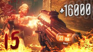 "getlinkyoutube.com-Black Ops 3 Zombies ""GLITCH"" - FREE POINTS & INSTANT ROUND 15! (BO3 Shadows of Evil)"