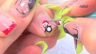 getlinkyoutube.com-KONAD Nail Art, Esmaltes Permanentes y Estampado | nded.es