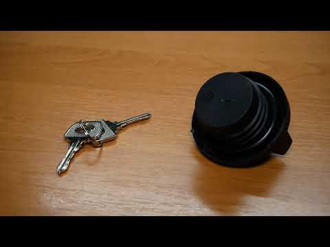 Крышка бензобака 2108, 2109, 21099 с ключом