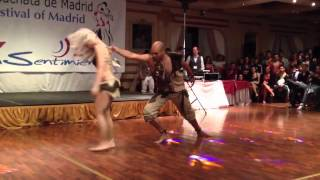 getlinkyoutube.com-Kizomba - Albir and Sara - bachata con sentimiento 2012