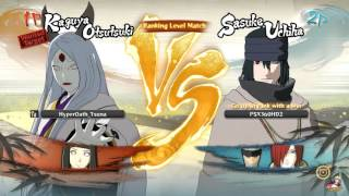 getlinkyoutube.com-Naruto Shippuden Ultimate Ninja Storm 4 - Online Battles Episode #3 (1080p)