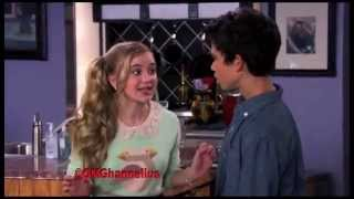 getlinkyoutube.com-G Hannelius on Jessie - Creepy Connie 3: The Creepening promo - What The What Weekend