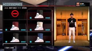 getlinkyoutube.com-NBA2K16 - MyCareer - Accessories and Attribute Upgrades