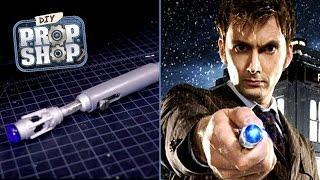 getlinkyoutube.com-Make a Sonic Screwdriver (Doctor Who) - DIY Prop Shop