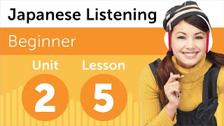 getlinkyoutube.com-Japanese Listening Comprehension - Ordering a Pizza in Japanese