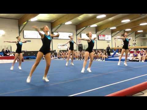OFSAA Aerobic Gymnastics 2011