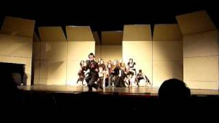 getlinkyoutube.com-This is Halloween - Central Memorial High School Performing and Visual Arts Program