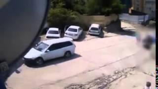 getlinkyoutube.com-Машина эгасининг омади чопди