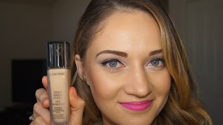 getlinkyoutube.com-Lancome Teint Idol Ultra 24HR Foundation REVIEW