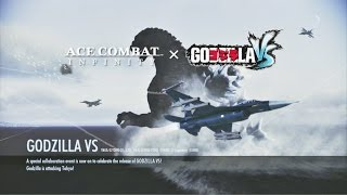 getlinkyoutube.com-Ace Combat Infinity - Godzilla vs X-49 Night Raven