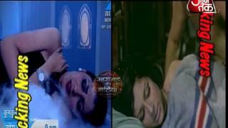Shockig !! Abhi to give Pragya Body heat in 'Kumkumbhagya'