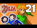 Zelda A Link to the Past: Crumbled Beans - PART 21 - Game Grumps