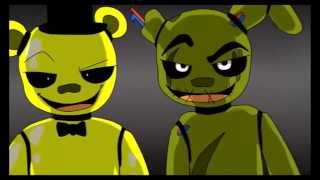 "getlinkyoutube.com-FNAF 3 ""Just Gold"" animation [RUS]"