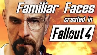 getlinkyoutube.com-Familiar Faces in Fallout 4 #1 | Will Smith, Walter White and more!