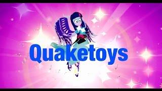 getlinkyoutube.com-Newest Update Equestria Girls App MLP Friendship Games Long Version Scanning Midnight Sparkle