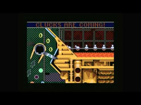 CGRundertow - SONIC SPINBALL for Sega Genesis Video Game Review