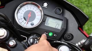 getlinkyoutube.com-Tinhte.vn - Trên tay Suzuki Raider 150