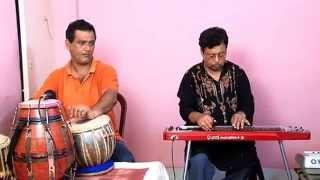 Do Labzo Ki Hai Dil ki Kahani   in Electric Hawaiian Guitar by Debasish Dutta