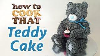 getlinkyoutube.com-TEDDY BEAR CAKE by Ann Reardon How To Cook That Teddy Birthday Cake