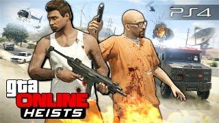 getlinkyoutube.com-GTA 5 Online Heists - Побег из тюрьмы! #111
