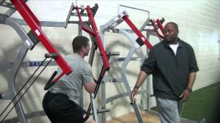 getlinkyoutube.com-Ohio State Football: Jammer Rotations Training with Coach Kenny Parker