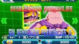 getlinkyoutube.com-Desbloquear personajes Dragon ball Tap Battle v1.0 Sin remplazar personajes.! :D 2016