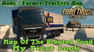 getlinkyoutube.com-ETS2 Map Of The Bloated Toad *Former Truckers Map* v1 21x  My First Look