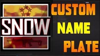 getlinkyoutube.com-Custom Name & CLAN Logo Emblem Tutorial - Black Ops 2