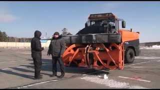 getlinkyoutube.com-SCHMIDT Supra 5001 роторный снегоочиститель